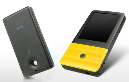 atree-j2-portable-media-player