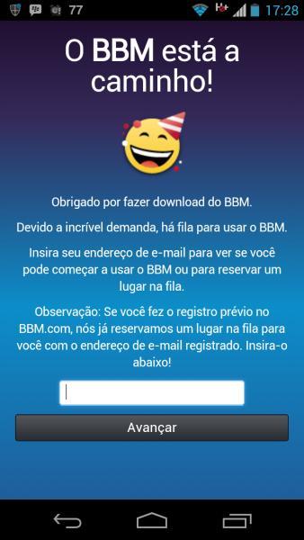 bbm-mensagem-registro-android