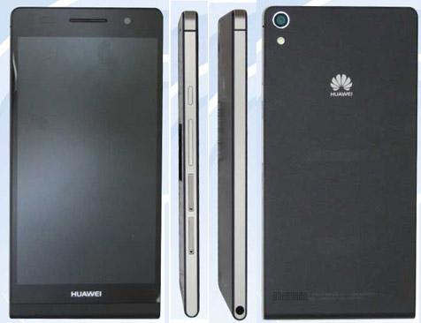 Huawei-Ascend-P6S-MIIT