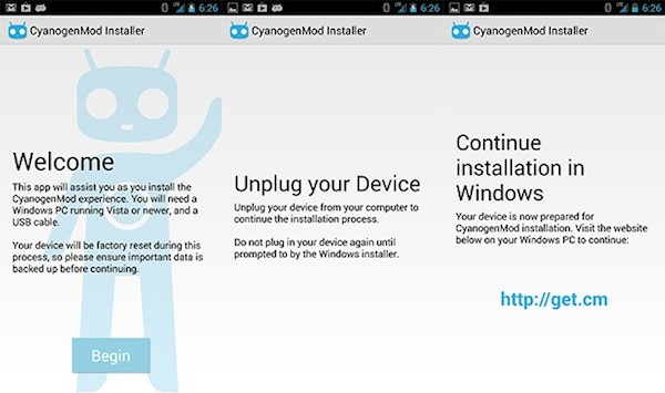 cyanogenmod-installer