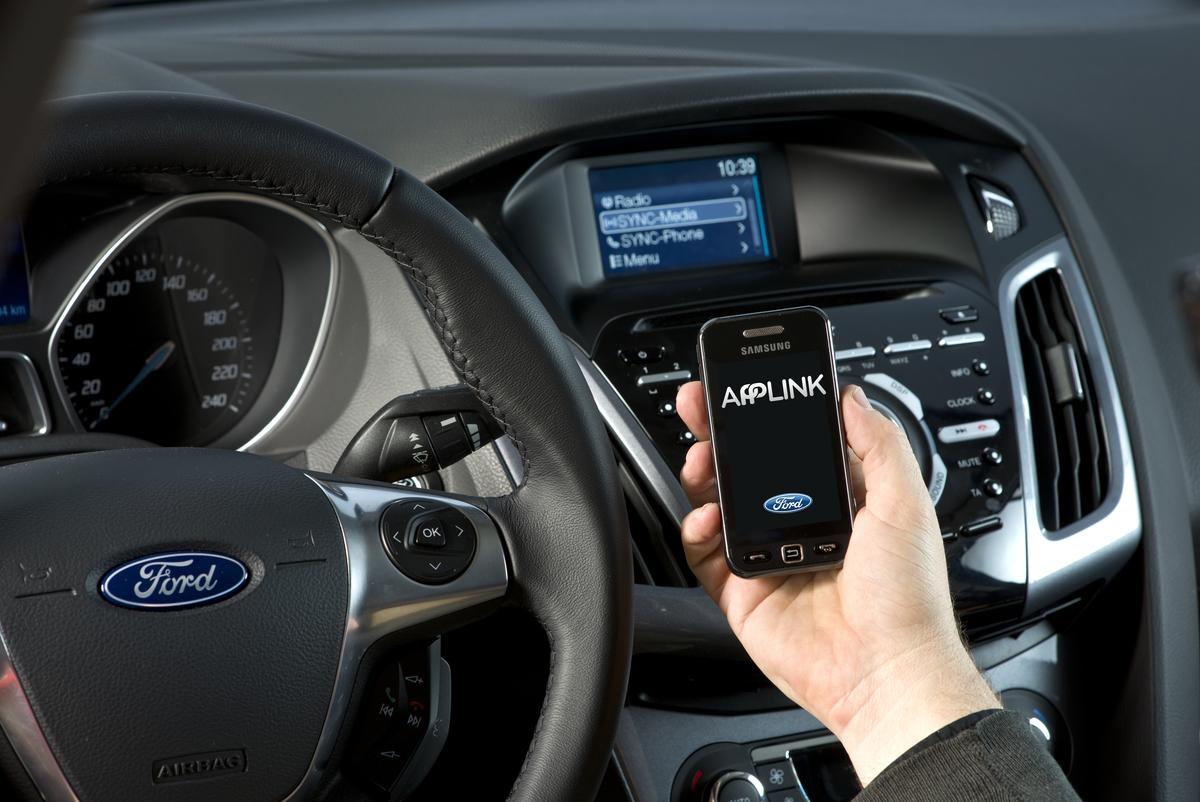 Ford Invites European AppLink Partners