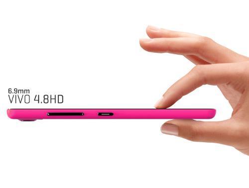 BLU PRODUCTS VIVO 4.8 HD