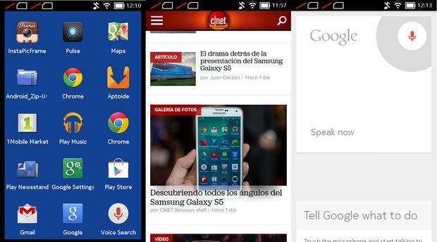 Nokia X Chrome Google Apps
