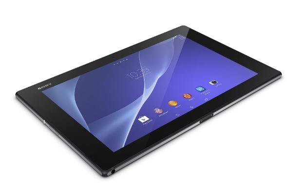 Sony Xperia Z2 Tablet MWC