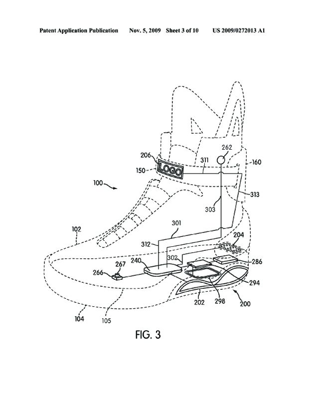 Article of Footwear with Lighting System