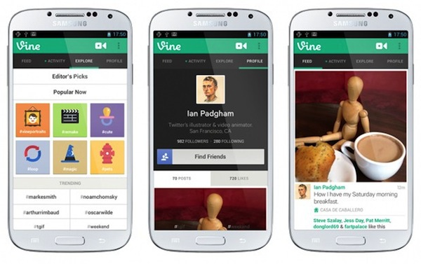 vine-on-android