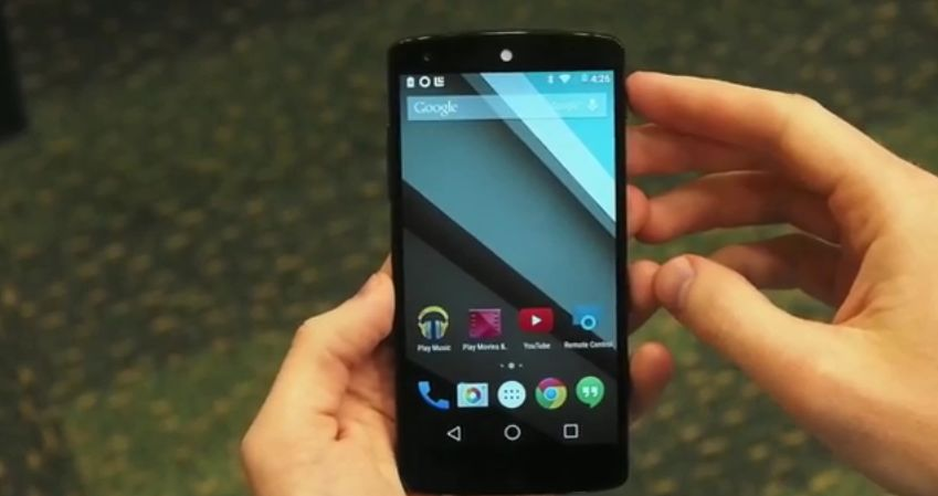 android-l-hands-on