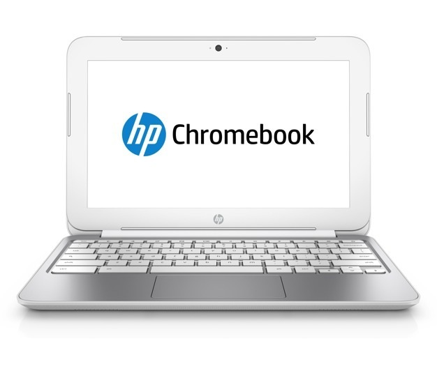 2c14 - HP Chromebook, Catalog, Front, center facing