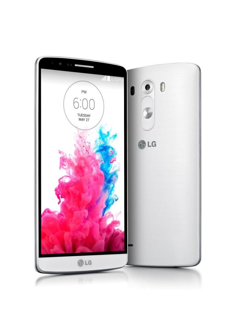 LG G3 Branco