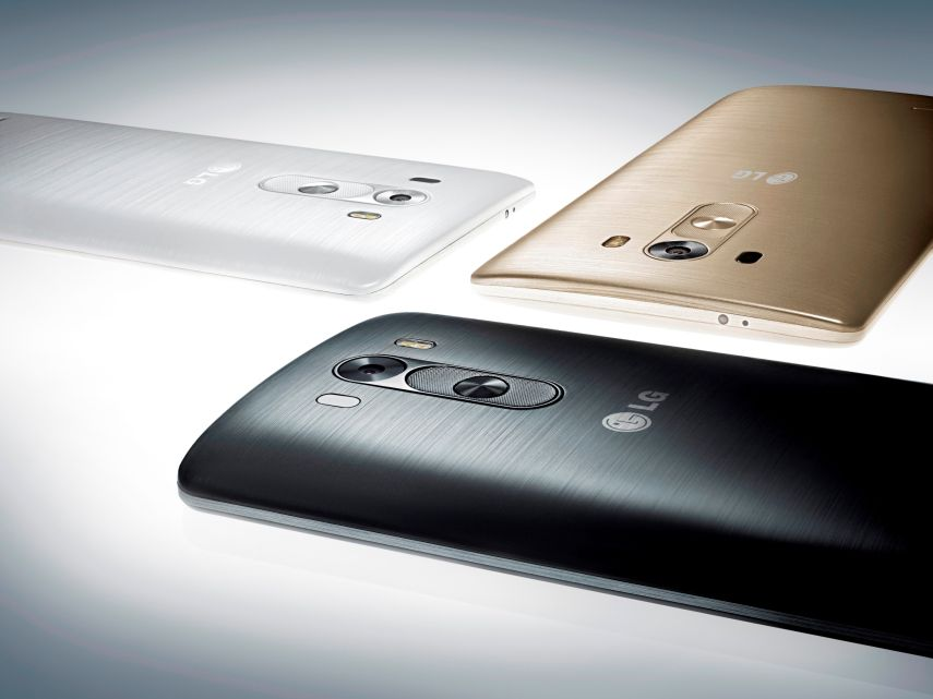 LG G3 traseira