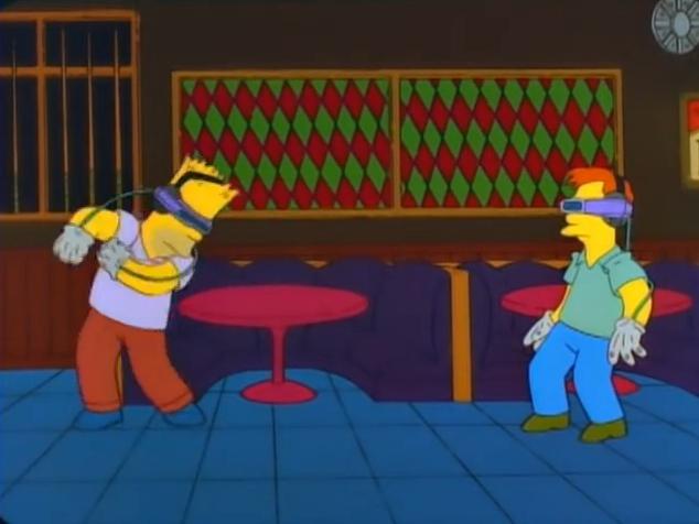 Simpsons-oculus