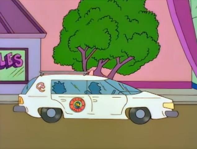 Simpsons-prius