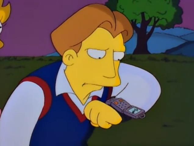 Simpsons-smartwatch