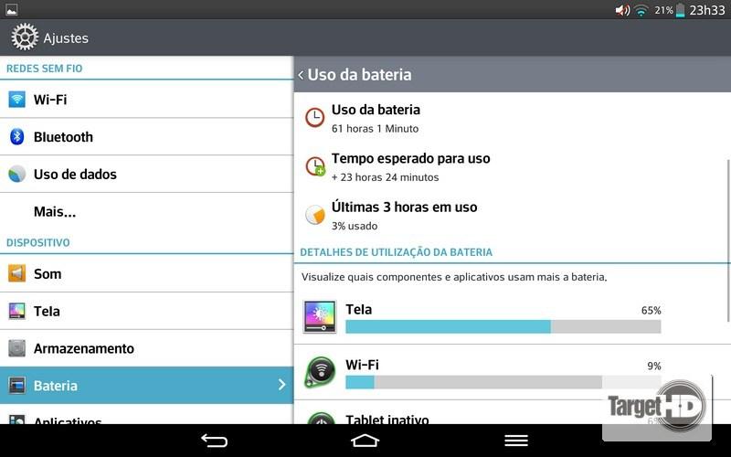 Bateria do LG G Pad 8.3
