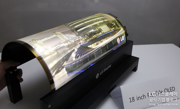 Flexible-Display-oled-lg-18-inch