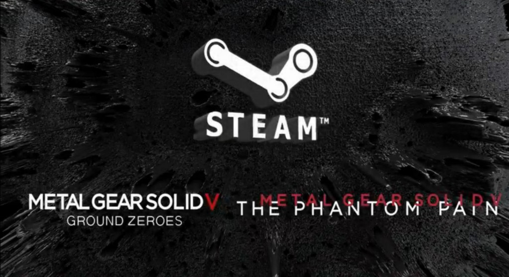 MGSV-Steam