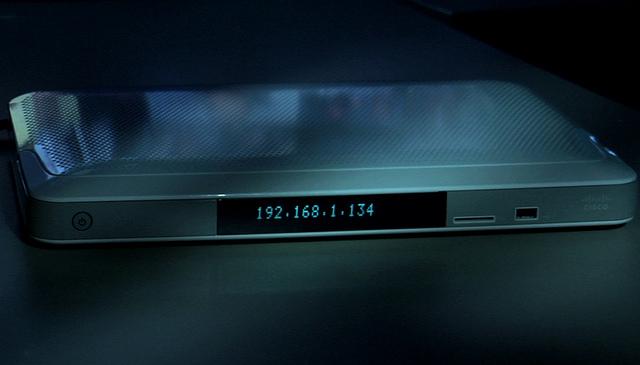 Set-top-box Cisco 2 - médio