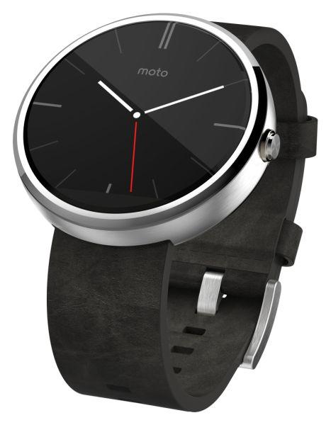 Moto 360 Dynamic Gray