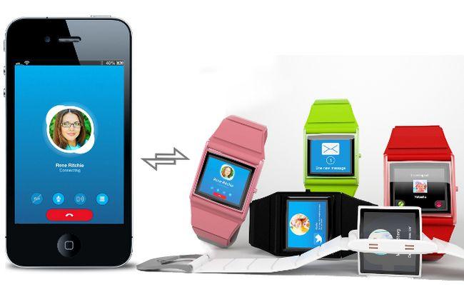 Oru-smartwatch