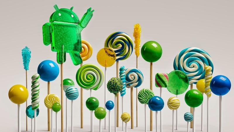 Lollipop+Forest