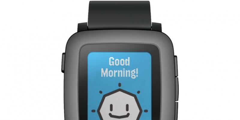 pebble-time-good-morning