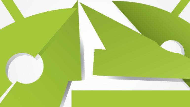 android-fragmentado