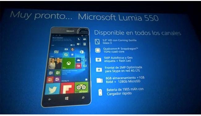 Lumia 550, 950 y 950XL-02