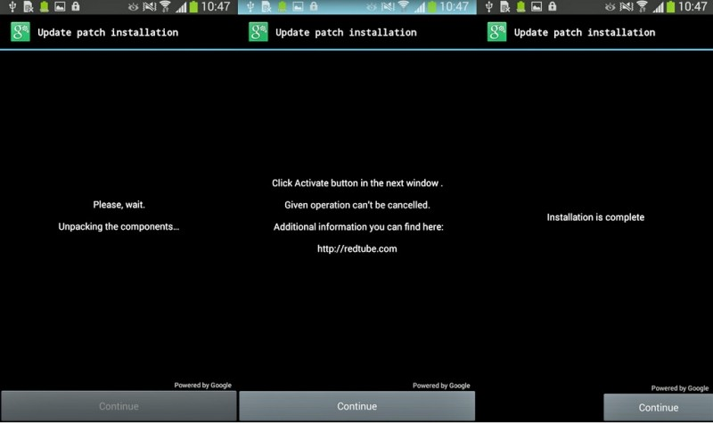 android-ransomware-update-window
