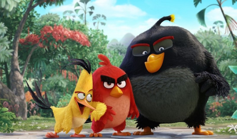 angrybirds-peli