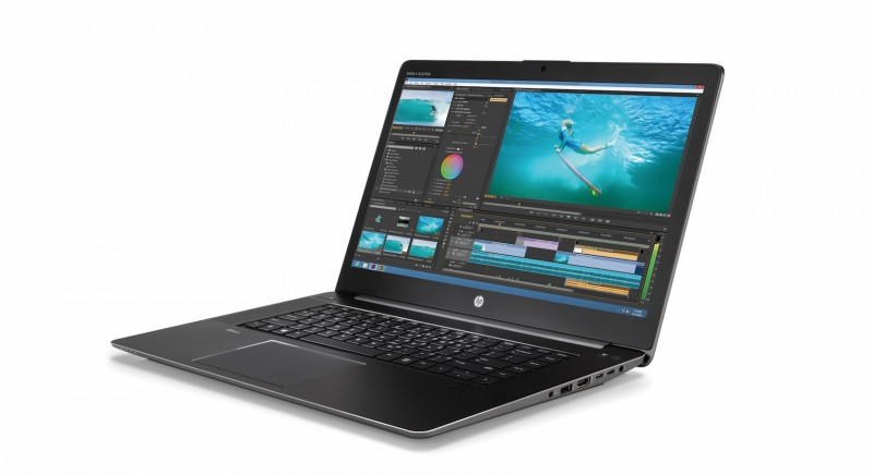 HP ZBook Studio10