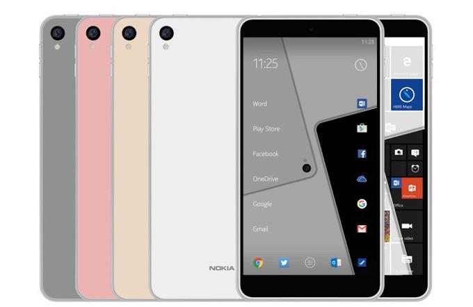 Nokia C1-Teaser