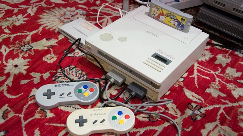 PlayStation-Nintendo