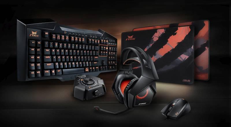 Strix DSP_gaming set