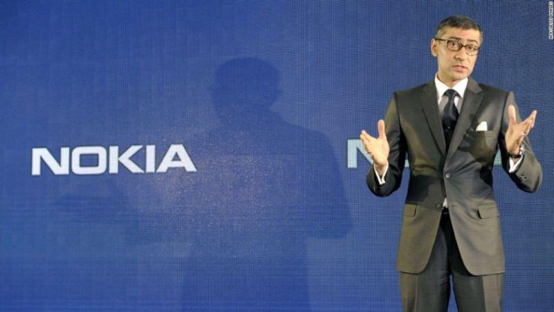 Nokia-CEO-Rajeev Suri-MWC-2016