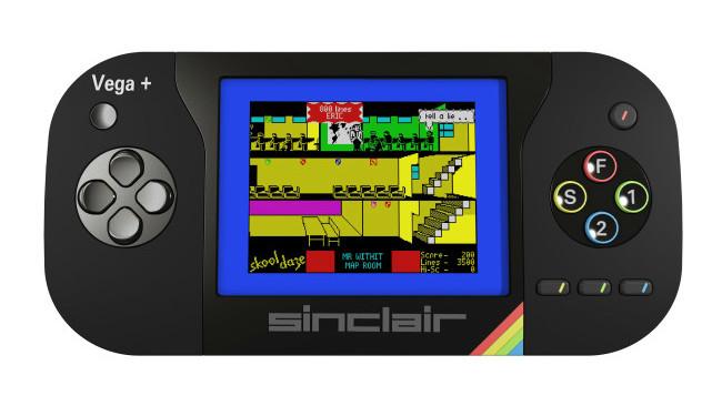 Sinclair ZX Spectrum Vega-01