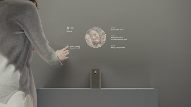 xperia-projector