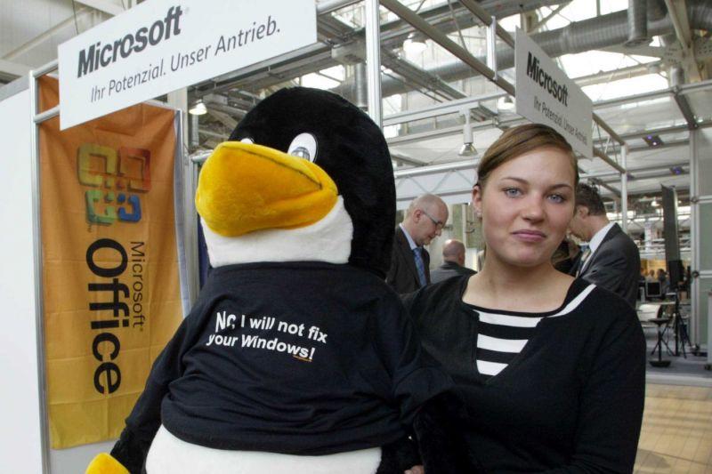 Microsoft-SQL-Loves-Linux
