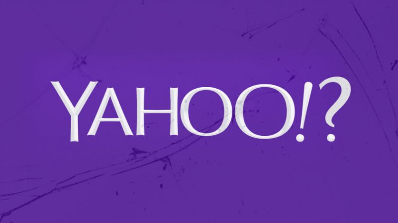 Yahoo-crash