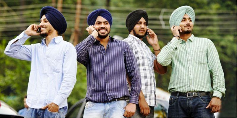 usuários-smartphones-índia