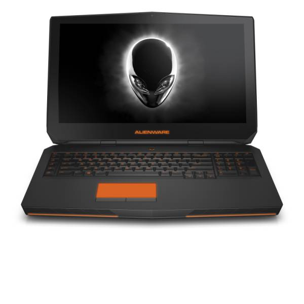 Dell Alienware 17 R3 (codename Echo MLK) Non-Touch notebook computer.