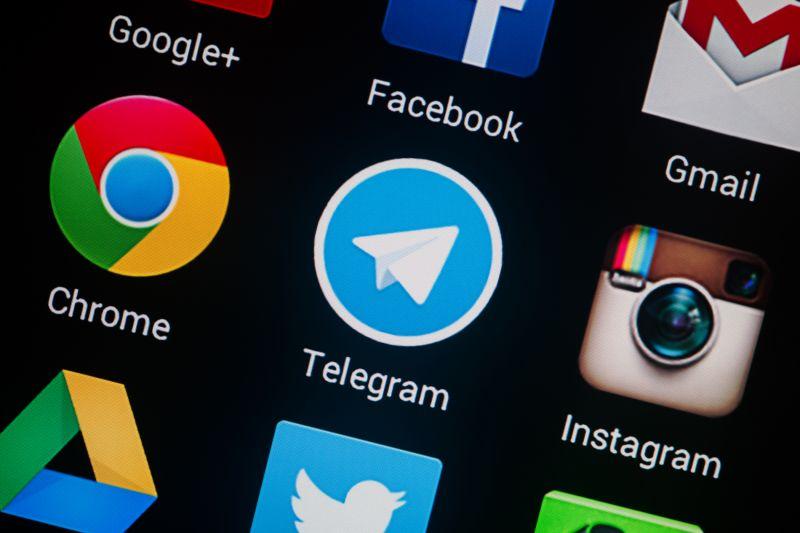 google-telegram-icones