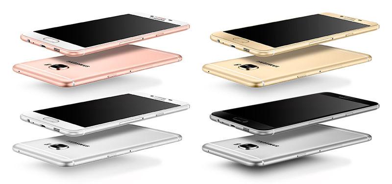 Samsung Galaxy C5-02