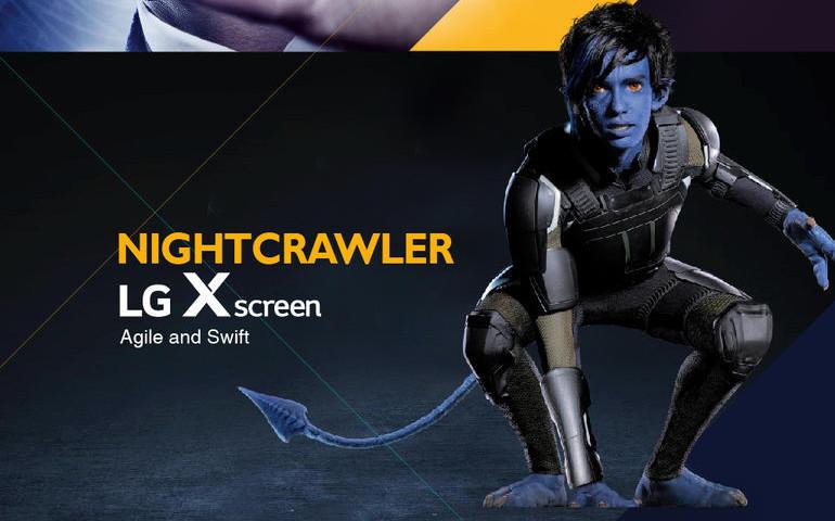 LG-X-screen