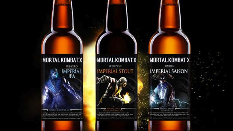 Mortal-Kombat-beers