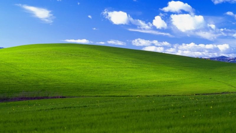 Windows XP fundo de tela