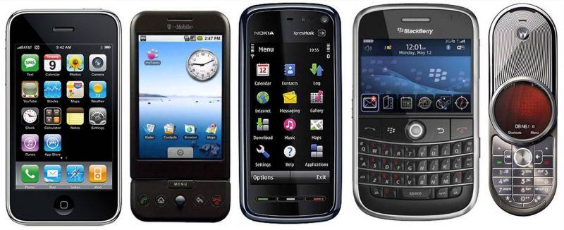 celulares de 2008