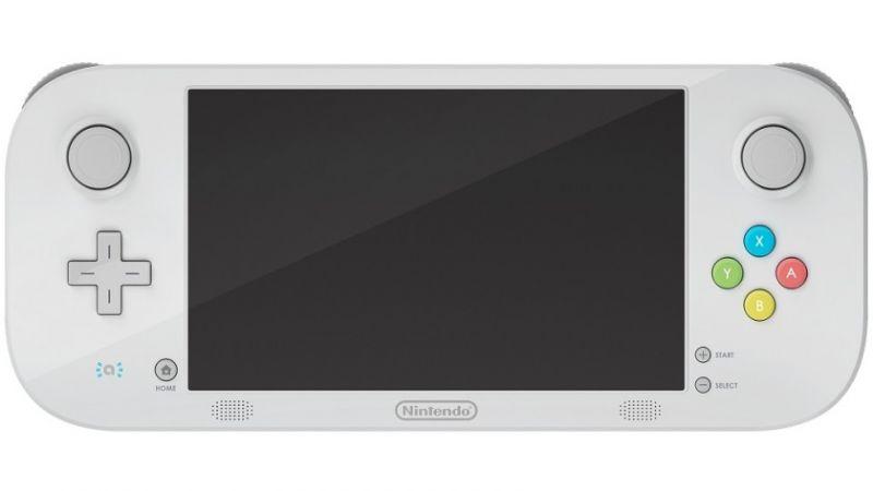 controle da Nintendo NX