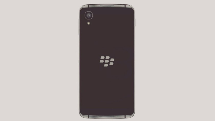 BlackBerry Smartphone Android Teaser