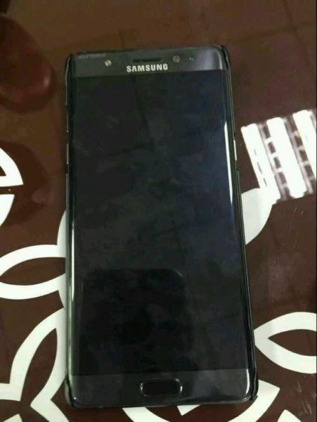 Galaxy Note 7 protótipo 01