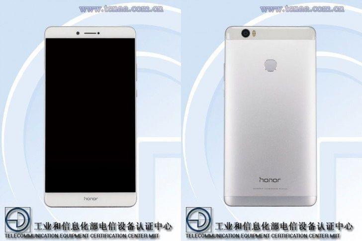 Huawei Honor V8 Max TENAA